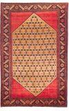 قالیچه همدان زیبایی شناسی