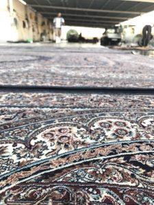 روش های قالیشویی فرش ماشینی