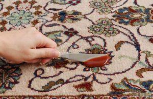 لکه برداری فرش ماشینی