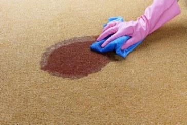 تمیز کردن فرش در منزل