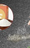 تصویری از روشهای بو زدایی فرش