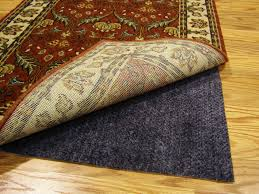 نمونه ای از لایه زیرین فرش