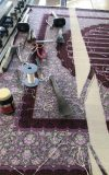 تصویری از ترمیم فرش