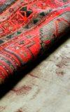 خاک گیری فرش دستباف