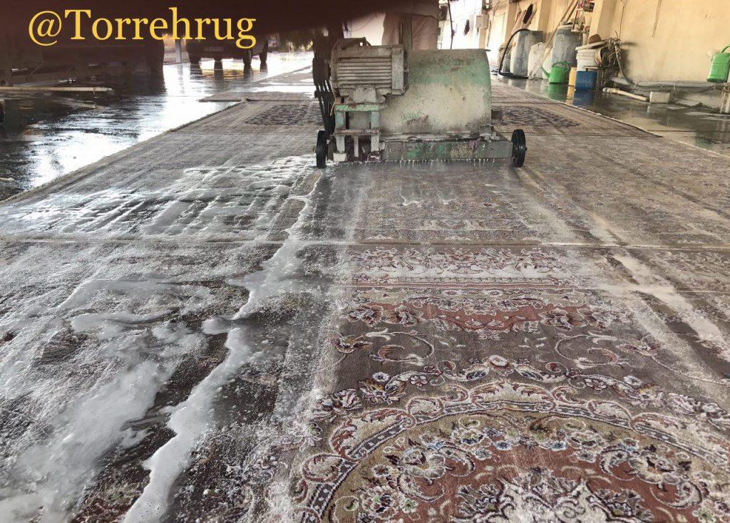 قالیشویی مدرن طره